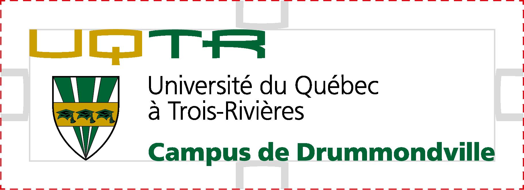 Espace de protection logo horizontal