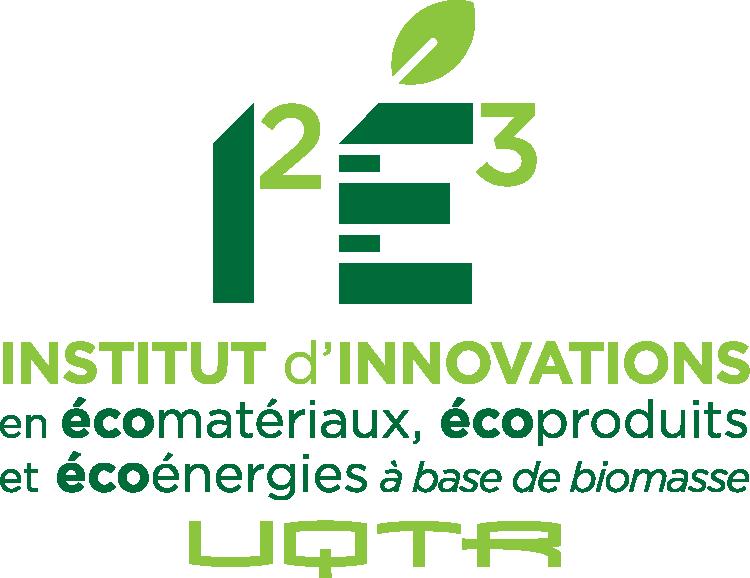 Logo I2E3 aligné à gauche