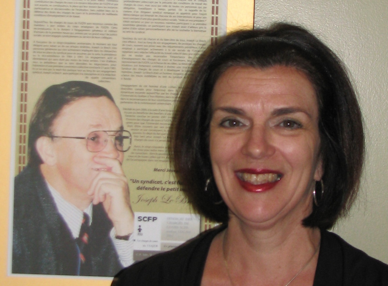 Lucie Pronovost