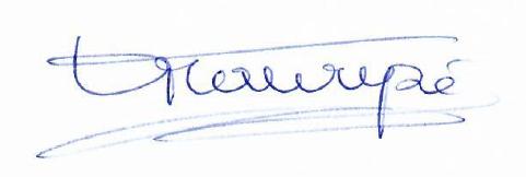 Signature Kodjo