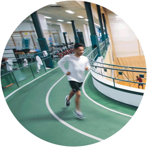 Centre de l'activité physique et sportive